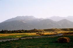route Yüksekova Hakkari (photo anne guezengar)