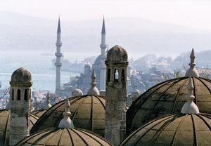 Suleymaniye Cami Istanbul