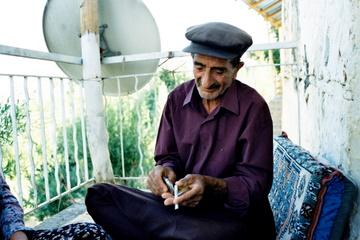 Séchage du tabac , Bulan (photo anne guezengar)