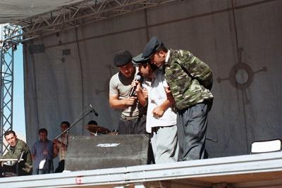 théatre villageois kurde - bulam 2009 - (photo anne guezengar)
