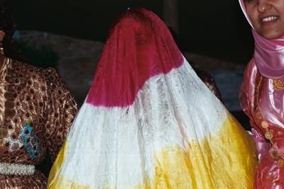 mariée à Hakkari