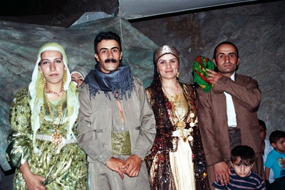 mariage à Hakkari