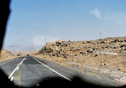 Siverek -route  (photo anne guezengar)