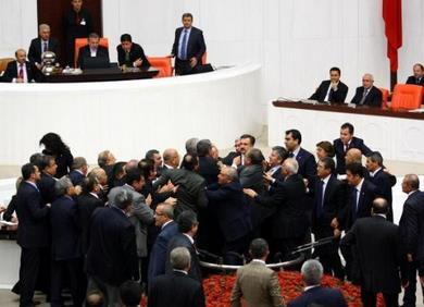 ouverture démocratique 20 Novembre