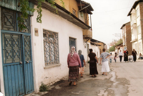 Malatya la rue  de Hrant Dink photo anne guezengar