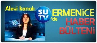 Melisa Boz, infos en arménien - SU TV