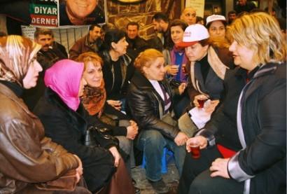 Tekel de Diyarbakir. Ankara 19 février 2010 (photo anne guezengar)