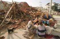 tremblement de terre, Turquie 1999