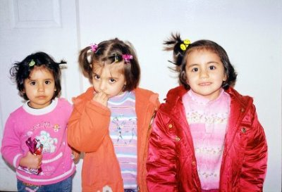 petites filles de Baglar (photo anne guezengar)
