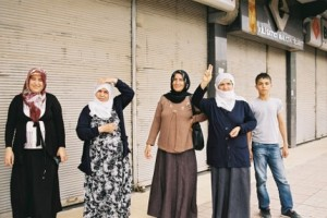 jour de protestation à Diyarbakir