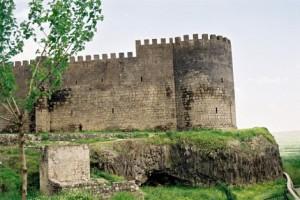 Diyarbakir, porte de Mardin
