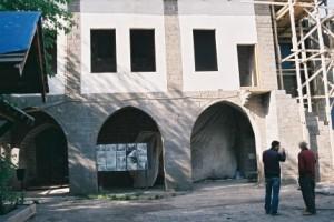Eglise en restauration Diyarbakir