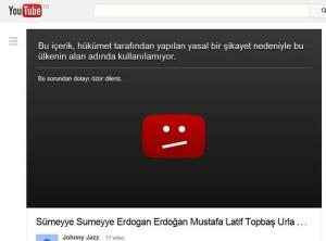 video censuree turquie