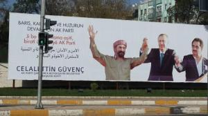 Urfa élection Erdogan Siwan Perver Ibo