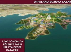 Urfaland Bozova çatak  AKP