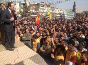 Osman Baydemir Urfa Halfeti