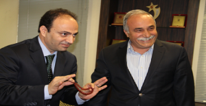 baydemir et Fakibaba photo Urfa Haber