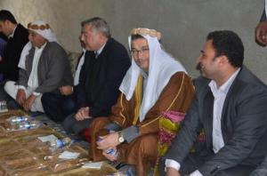 Celalettin Günes meeting en ampagne Urfa