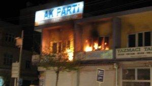 viransehir permanence AKP en flammes