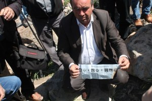 Virahsehir bulletins électoraux BDP brûlés