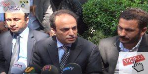 Baydemir colère Urfa image Urfa Haber