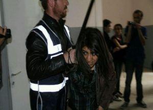 dicle-universitesinde-arrestation étudiante
