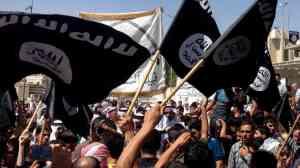 Mossoul manifestation de soutien à ISIS EIIL