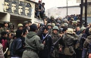 massacre de Gazi mars 1995