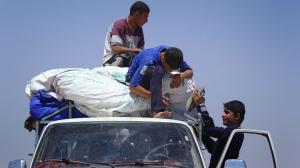 réfugiés turkmènes shiites Sinjar 3