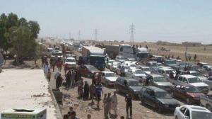 Réfugiés turkmènes shiites sinjar 4