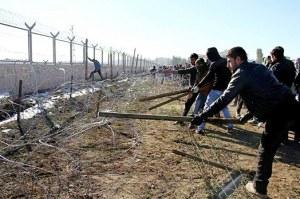 Suruç Urfa soutien aux YPG et Rojava kobani