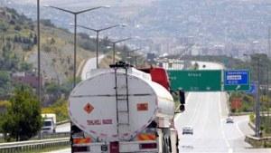 camion citerne Irak