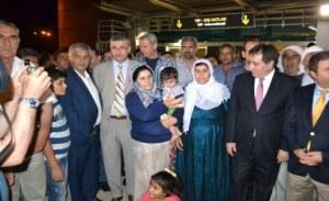 Celahattin Güvenç maire AKP Urfa accueil TIR otages Mosul