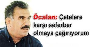"""Öcalan :""""J'appelle à la mobilisation pour Rojava contre les gangs"""""""