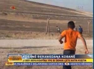 Par contre ces garçons vont filer vers Kobane