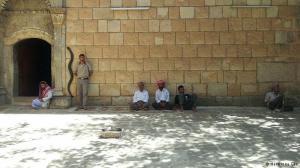 Temple yézidi Lalesh Aout 2014