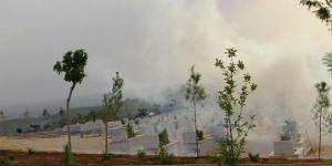 destruction de la statue de Mahsum Korkmaz, Lice , 18 août 2014