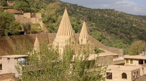 Temple yézidi Lalesh