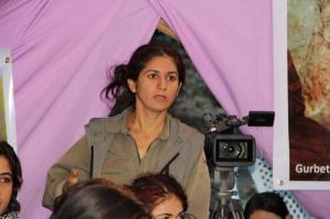 Deniz Firat journaliste Kurde tuée à Makhmour le 8 août 2014